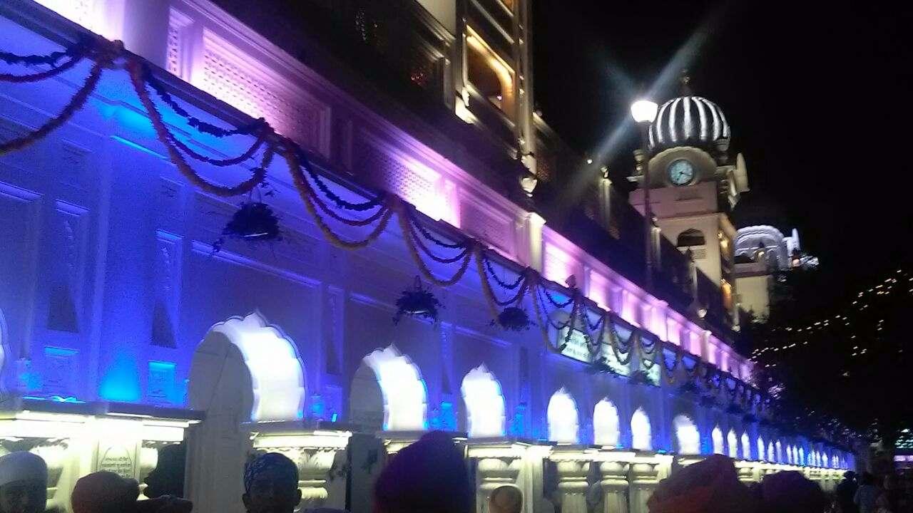 Harimandir Sahib New LED Lights 7