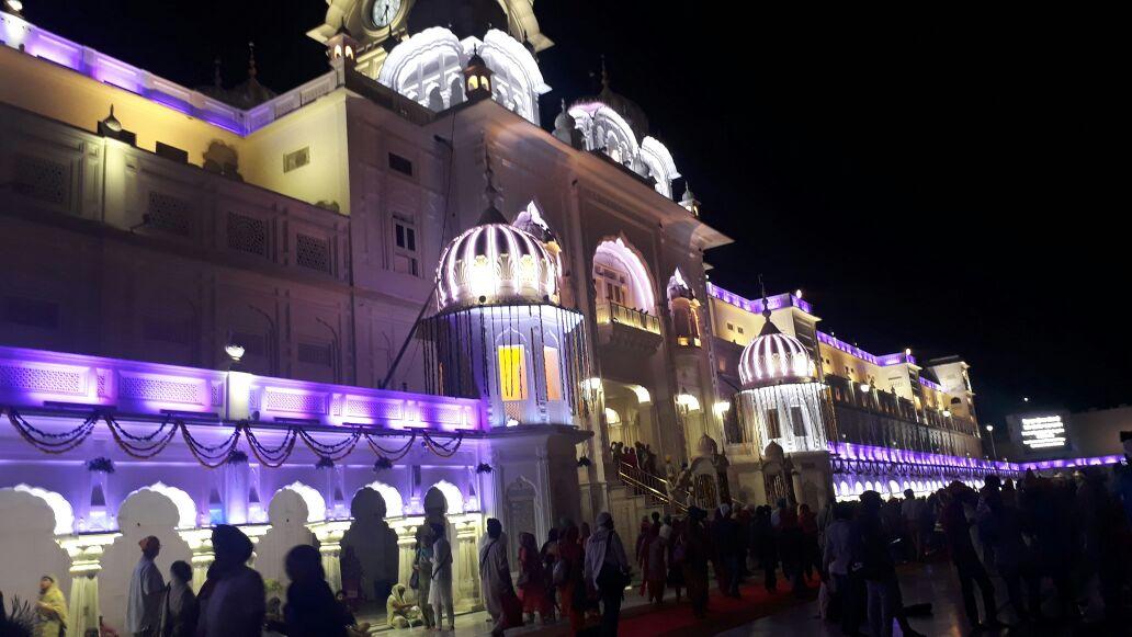 Harimandir Sahib new LED Lights 3