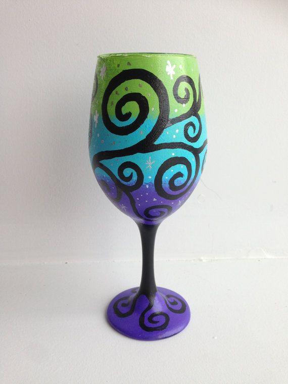 e3f9c9ff2842834c0618962e7010861e--painted-wine-glasses-dishwasher