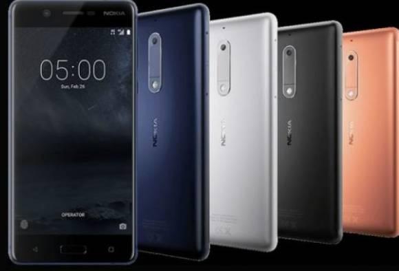 ਨੋਕੀਆ ਦਾ 3 ਜੀਬੀ ਰੈਮ Nokia 5 ਲਾਂਚ, ਜਾਣੋ ਕੀਮਤ ਤੇ ਫੀਚਰ