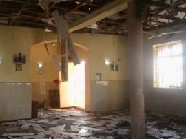 ਮਸਜਿਦ 'ਚ ਆਤਮਘਾਤੀ ਹਮਲੇ 'ਚ 50 ਦੀ ਮੌਤ