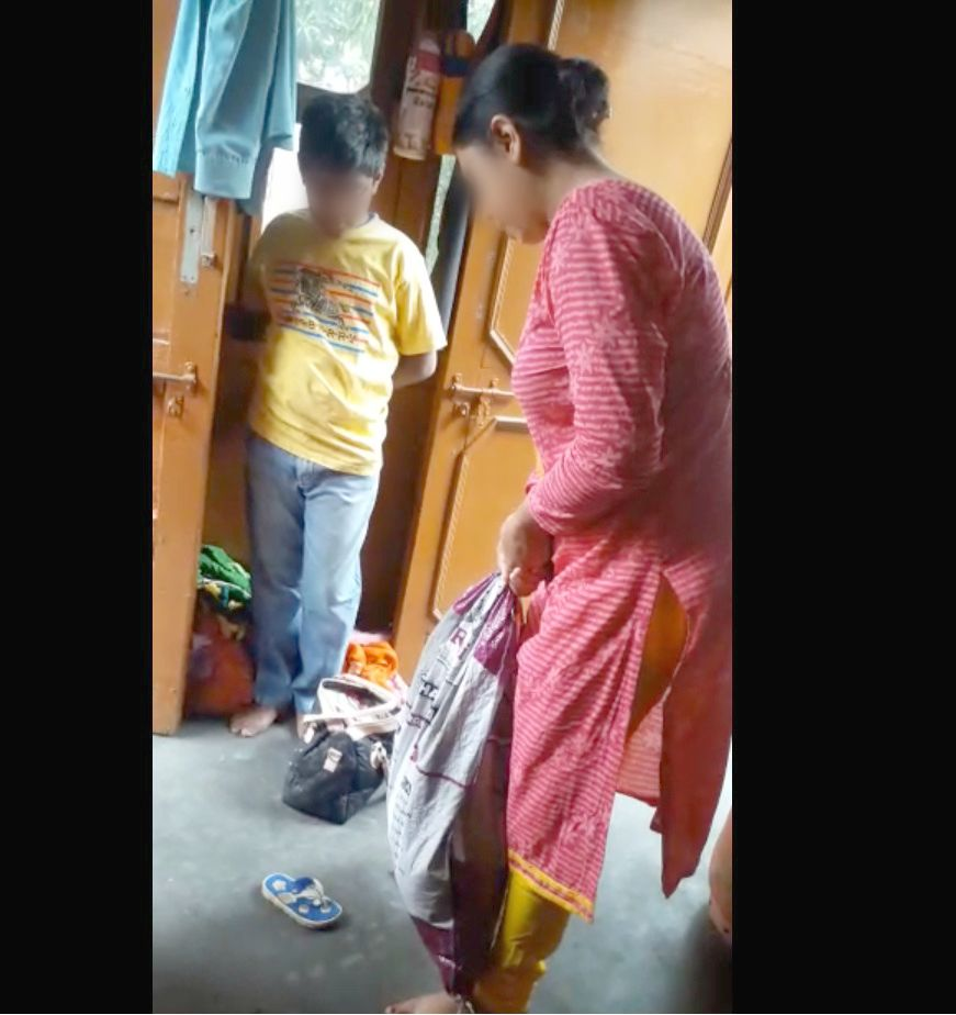 10-Sector_29_Chandigarh_Step_Mother_beats_child