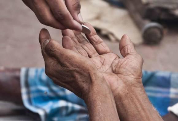 ਭਿਖਾਰੀਆਂ ਦੇ ਸਿਰ 'ਤੇ ਰੱਖਿਆ 500 ਰੁਪਏ ਇਨਾਮ