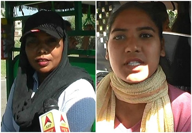 0-Patiala-Female-Auto-drivers-shalu-pinki