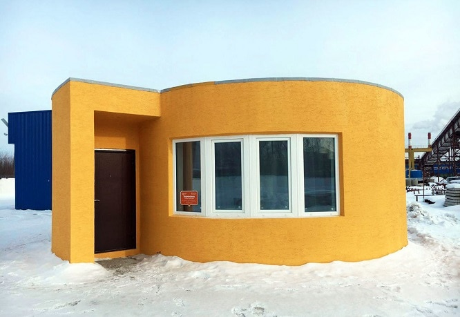9-House-constructed-by-3D-printer
