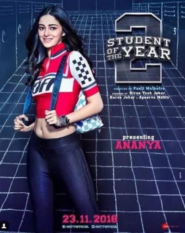 2-Chunkey-Pandeys-daughter-Anannya-in-student-of-the-year-with-tiger-shroff-tara-sutaria