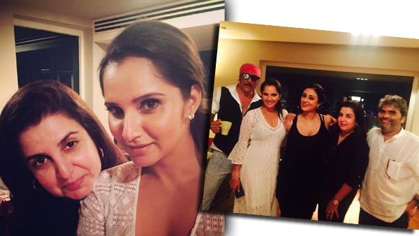 my favourite sports star sania mirza Image: actress parineeti chopra shares picture of her holidaying with tennis star sania mirza photograph: instagram sania mirza has always maintained that if ever a biopic on her is made, she would prefer parineeti chopra to essay her asked earlier if she would act in her own biopic, the indian.