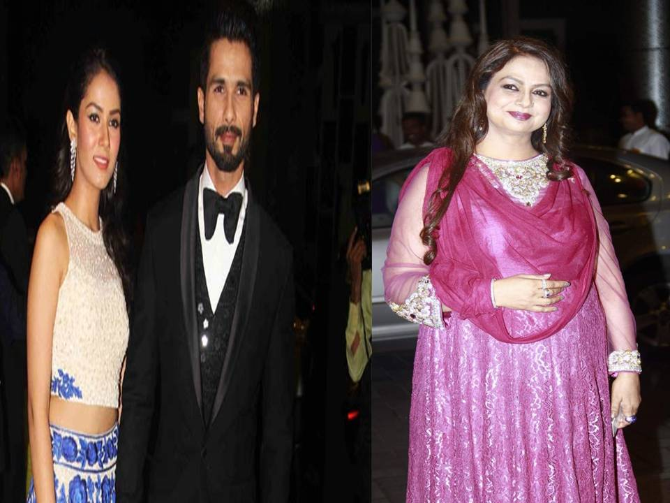 Mira is the kind of girl I wanted for Shahid: Neelima Azeem