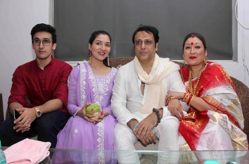 govinda marriage date wwwpixsharkcom images