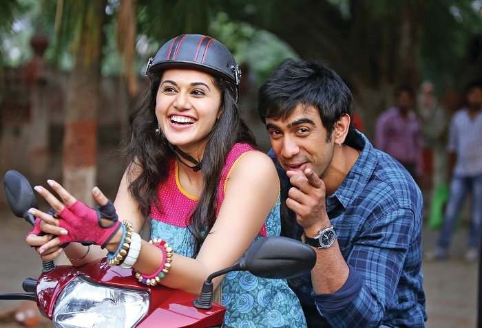 Amit Sadh, Taapsee Pannu star together in 'The Homecoming'