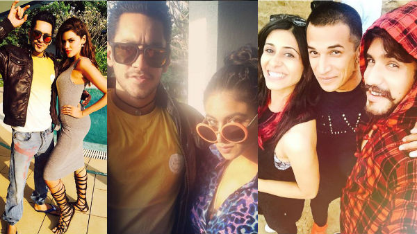 IN PICS: Bigg Boss 9 equations changing, Meet new BFFs.. SEE what they are upto!