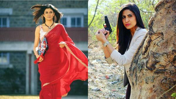 TV actress to don Sushmita Sen's 'Main Hoon Na' look in ...