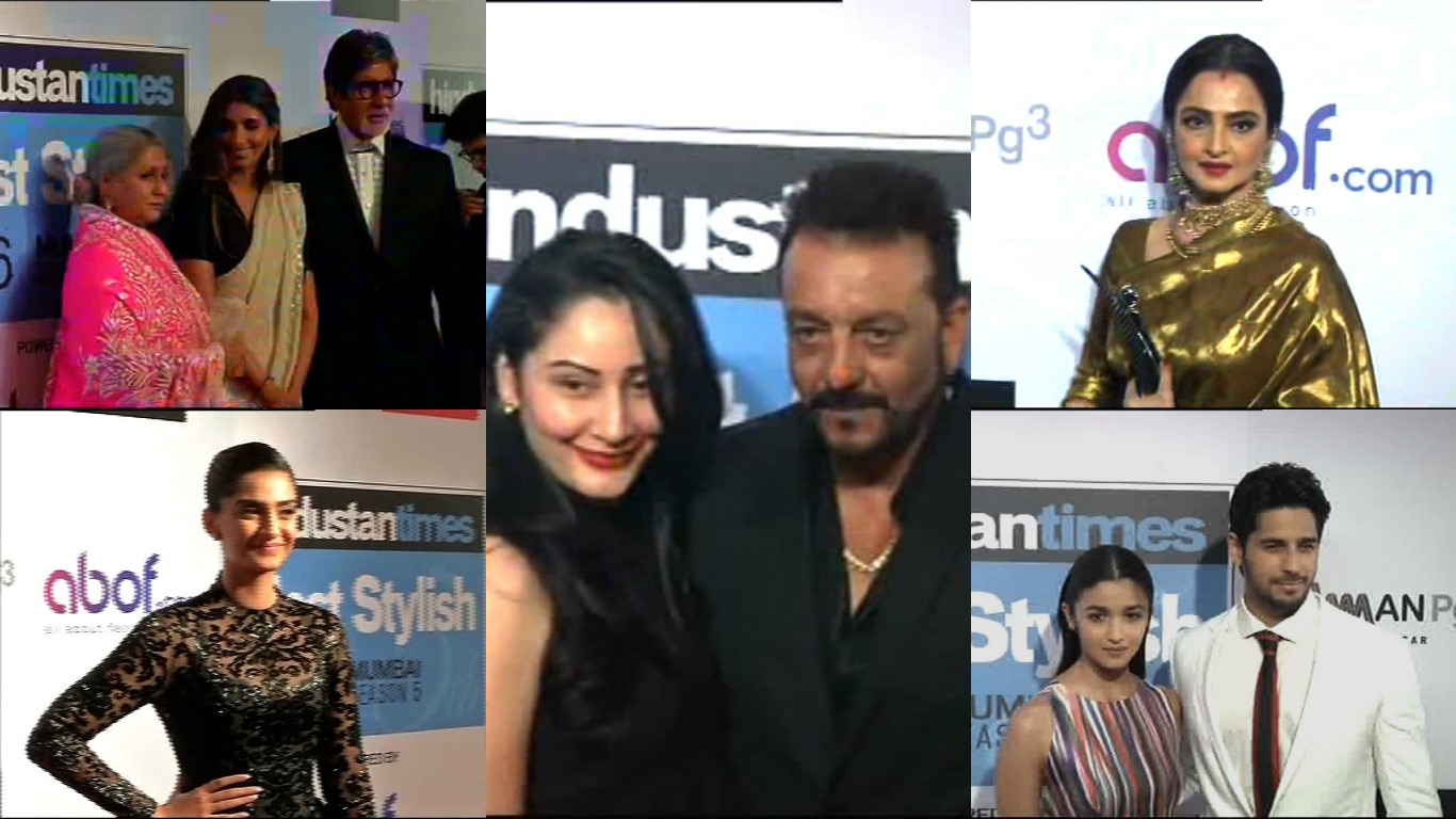 VIDEO: A star studded event of HT Style Awards