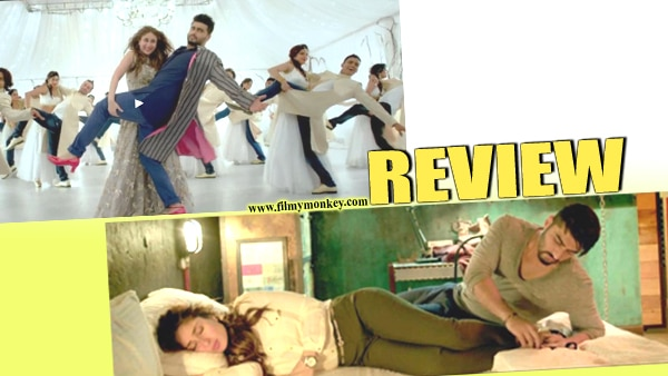 'Kia and Ka' REVIEW: Arjun good, Kareena OK.. Big B, Jaya are pleasant in this well executed-love story of an unconventional couple