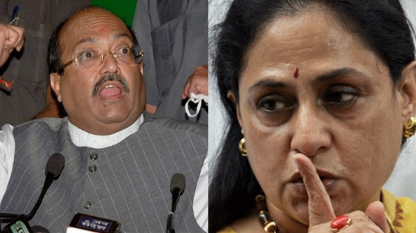 "Amar Singh's SHOCKING Revelation; Says, ""He WARNED me not to accept Jaya Bacchan!'"