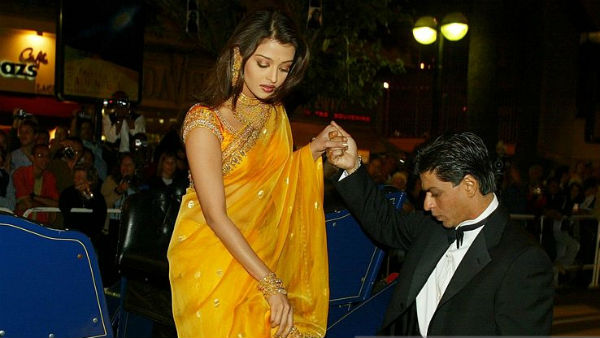 SEE THROWBACK PICS from Aishwarya Rai's FIRST outing at Cannes in 2002,14 years ago!