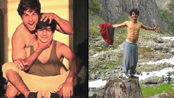 Shahid Kapoor's brother Ishaan just lost his ____virginity in Srinagar; READ DETAILS!