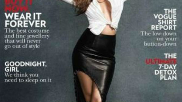 HOTNESS ALERT! Kareena Kapoor looks absolutely STUNNING on the Vogue magazine cover! See Inside!