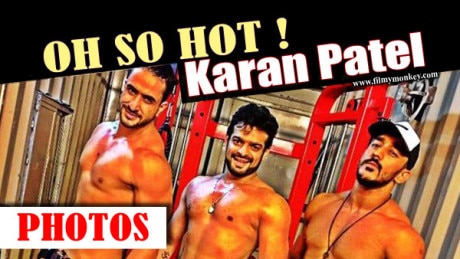 HOTNESS ALERT! Karan Patel is all BUFF after TRANSFORMATION, posing in a gym with Aly Goni and Anita Hassanandani's hubby Rohit Reddy! HOT PICS!