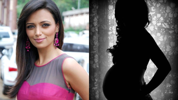 IN PICS: TV actress Roshni Chopra is PREGNANT; Flaunts her ...