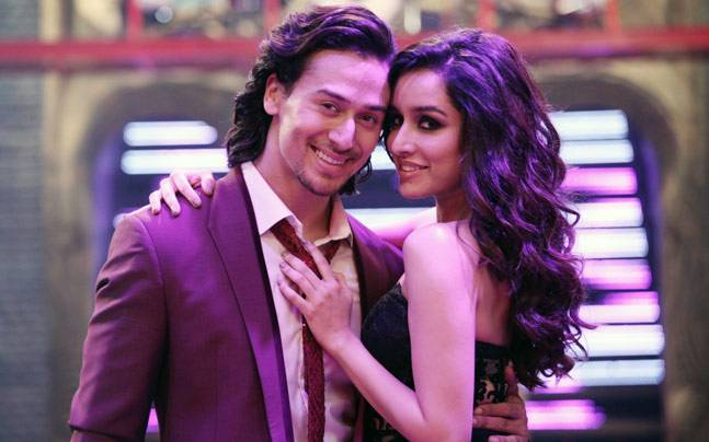 Tiger & Shraddha in a still form 'Baaghi'