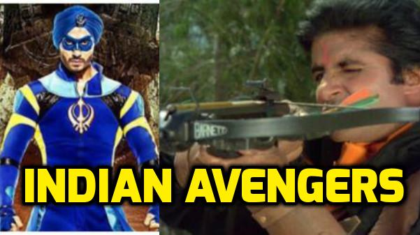 From 'Toofan' to 'A Flying Jatt', these 11 INDIAN SUPER Heroes can be recruited for Indian Avengers!