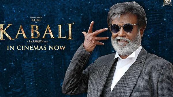 Rajinikanth's 'Kabali' enters Rs 200 crore club in India!
