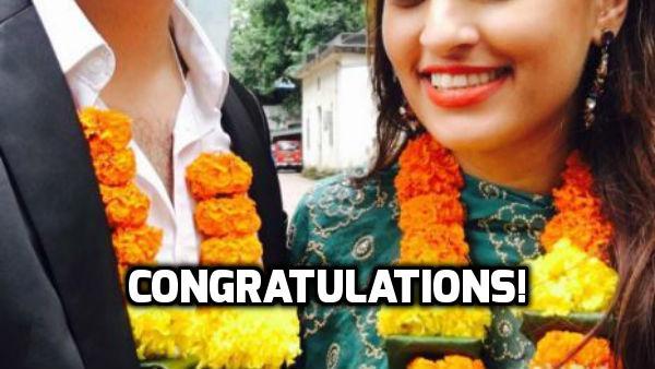 IN PICS: Popular Bollywood singer Shweta Pandit MARRIES Italian boyfriend!