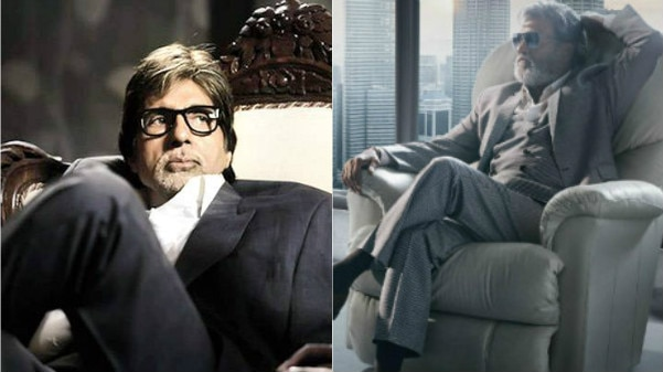 Amitabh Bachchan to become 'Kabali' in the remake of Rajnikanth's film