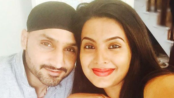 Congratulations! Harbhajan Singh, Geeta Basra blessed with a BABY GIRL!