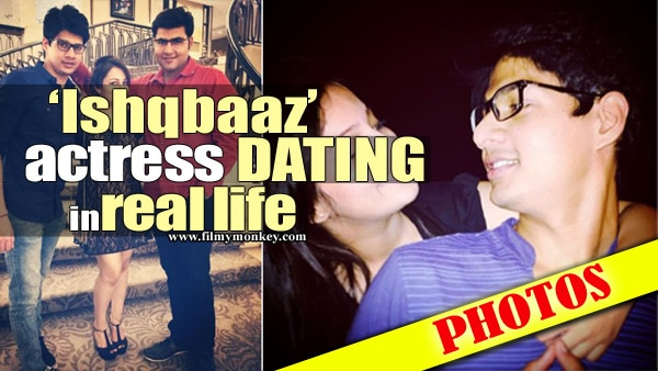 The stunning 'Ishqbaaz' actress is DATING this guy in real life; Boyfriend PROPOSED to her too! SEE PICS!