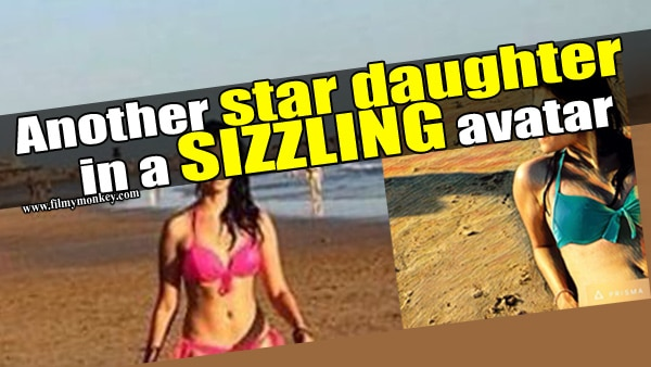 HOT! Daughter of the famous 90's hero SIZZLES in her BIKINI avatars