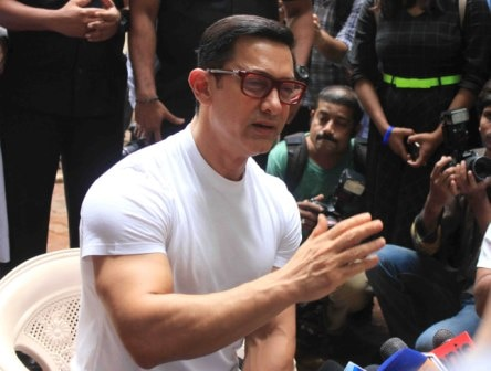 """""""Working in the west doesn't interest me…"""" -Aamir Khan on doing Hollywood films"""