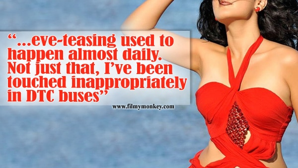 """Bollywood HOTTIE reveals about EVE TEASING she suffered in Delhi- """"Rubbed at wrong places while in a bus…"""""""
