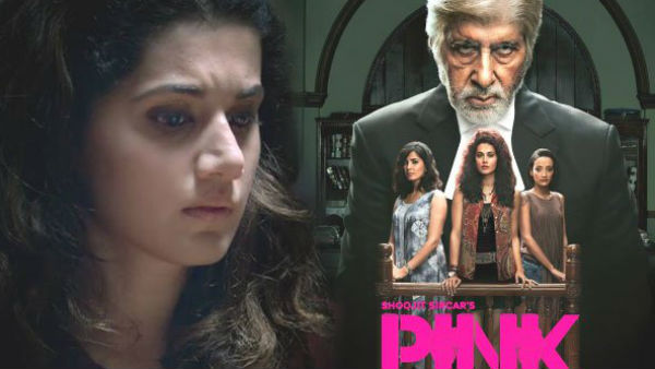 'PINK' releases today: Taapsee Pannu's wait finally gets over after a year