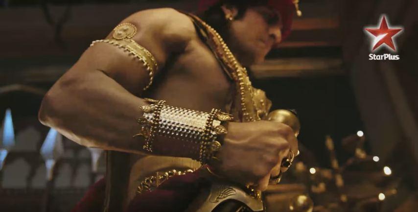 Rajat Tokas in 'Chandra Nandini'