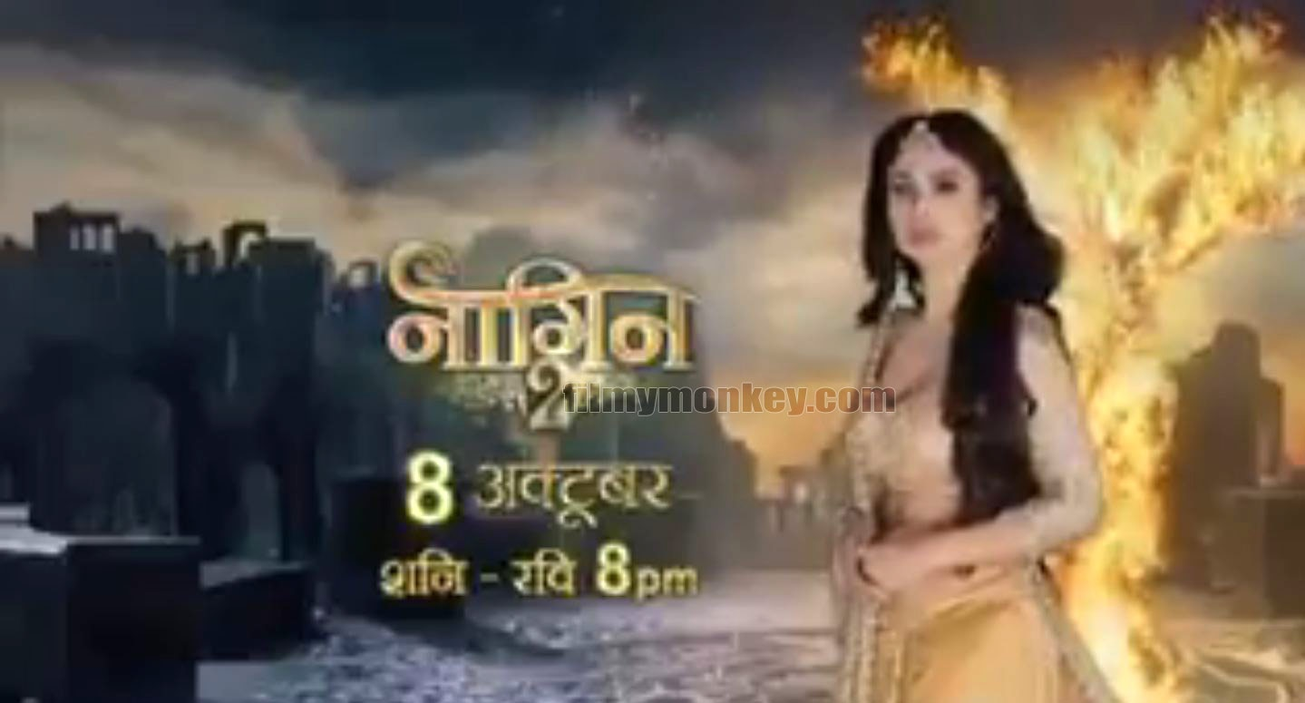 Naagin 2 FIRST PROMO: Mouni Roy in DOUBLE ROLE as Mother ...