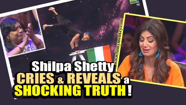 Shilpa Shetty CRIES & REVEALS an UNKNOWN Shocking FACT about her Birth!