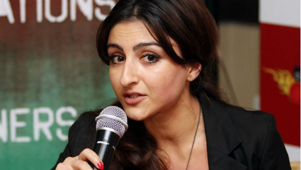 Debut book of Soha Ali Khan: The Perils of Being Moderately Famous