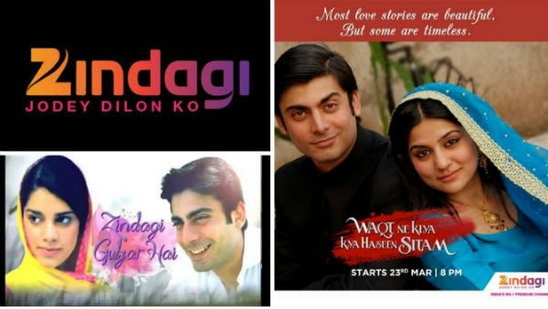 After MNS protest, Zee Zindagi channel might ban all Pakistani TV shows
