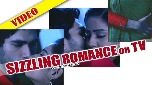 HOT & SIZZLING: Lead couple of this TV show set screens on FIRE with their INTIMATE scene