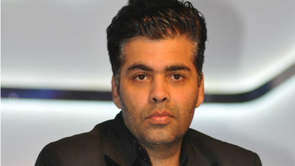 Karan Johar talks about the girl who made him cry!