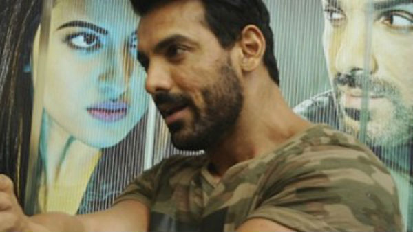 """""""My country is important to me and it always comes first"""" John Abraham"""