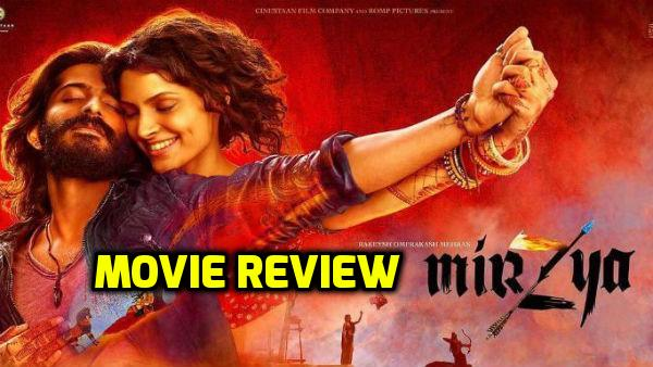 'Mirzya' MOVIE REVIEW: Harshvardhan Kapoor, Saiyami Kher starrer is a visual and emotional feast