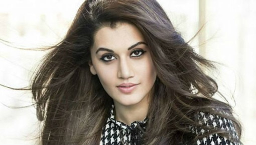 Taapsee Pannu opens up for her upcoming film 'Ghazi'