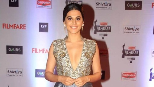 Gergeous Taapsee Pannu makes fans in abroad