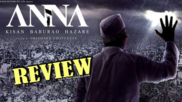 'Anna' Movie Review: Like the man himself, Anna Hazare's biopic means well
