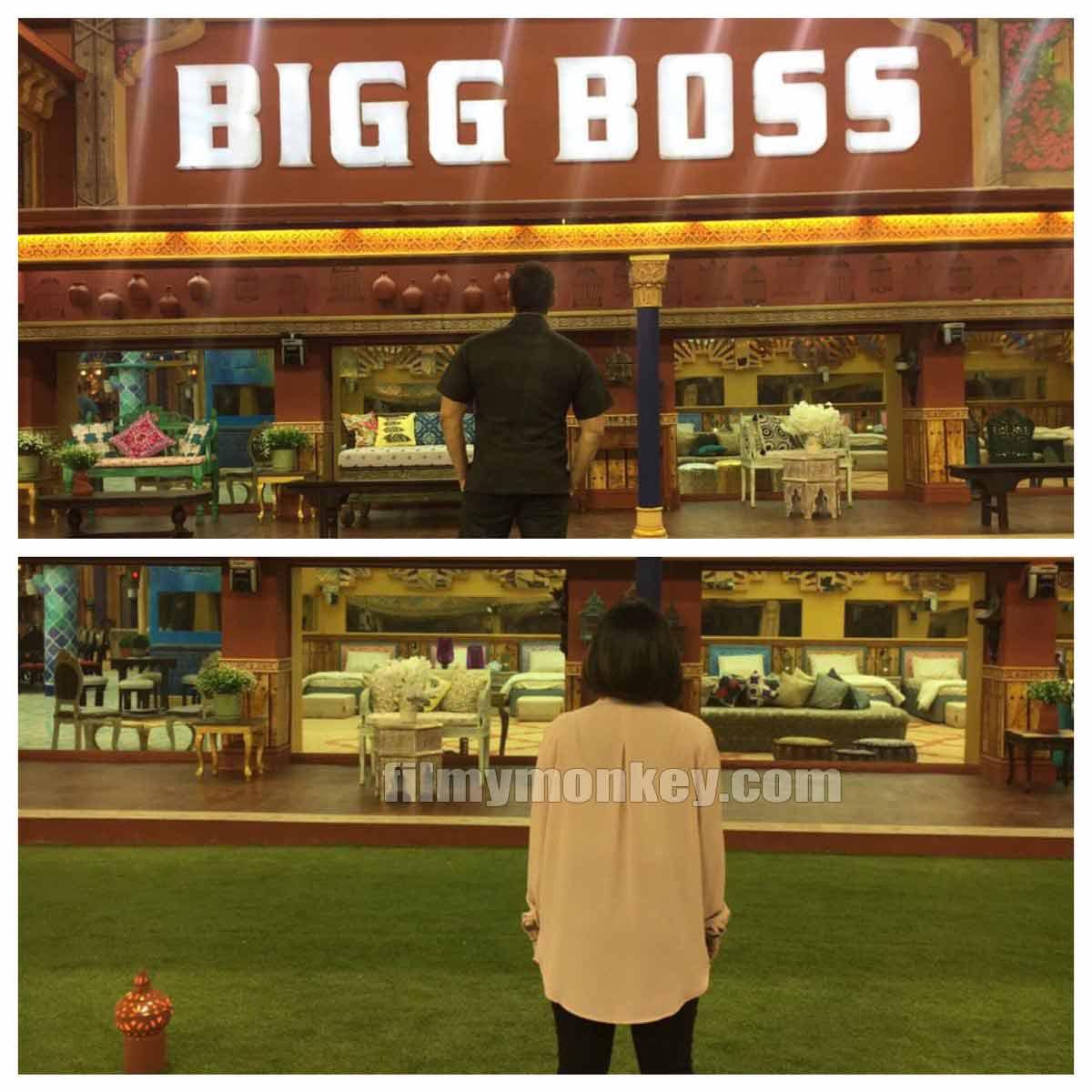 Deepika Padukone at 'Bigg Boss 10' house