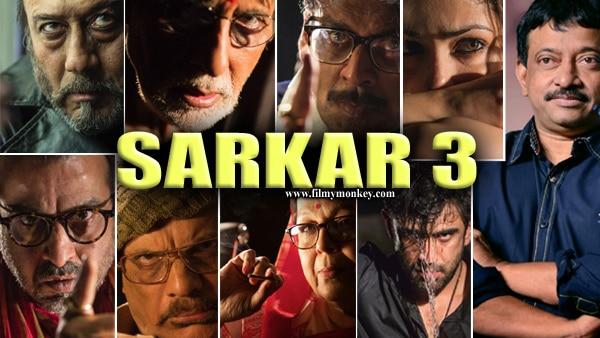 Sarkar 3 FIRST LOOK: RGV announces his cast…Manoj Bajpayee, YamiGautam, Amit Sadh, Ronit Roy, Jackie Shroff