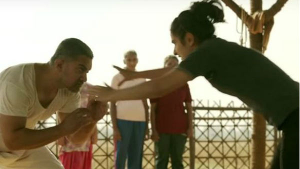 WATCH: Aamir Khan's DANGAL TRAILER is here & shows the inspirational journey of a father and his daughters!
